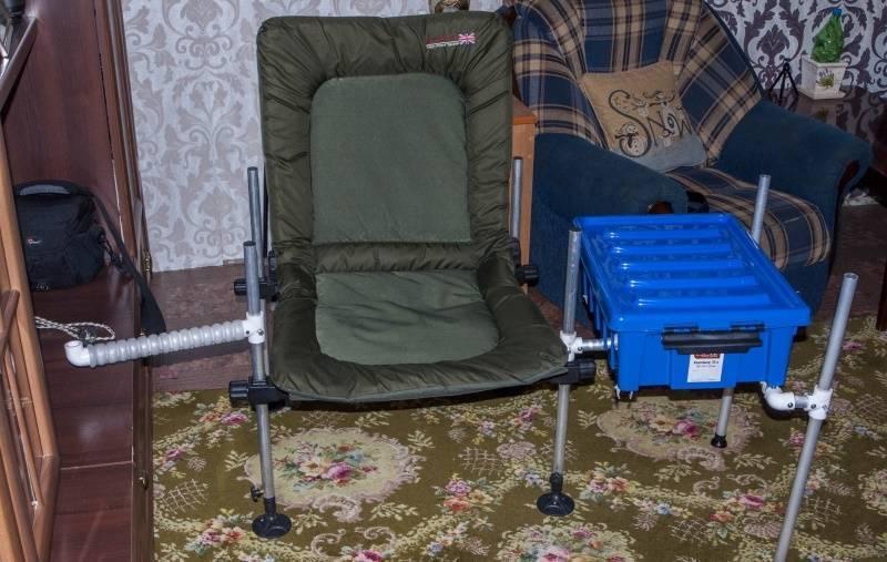Раскладушка своими руками: как сделать самодельную рыбацкую кровать и кресло для зимней рыбалки