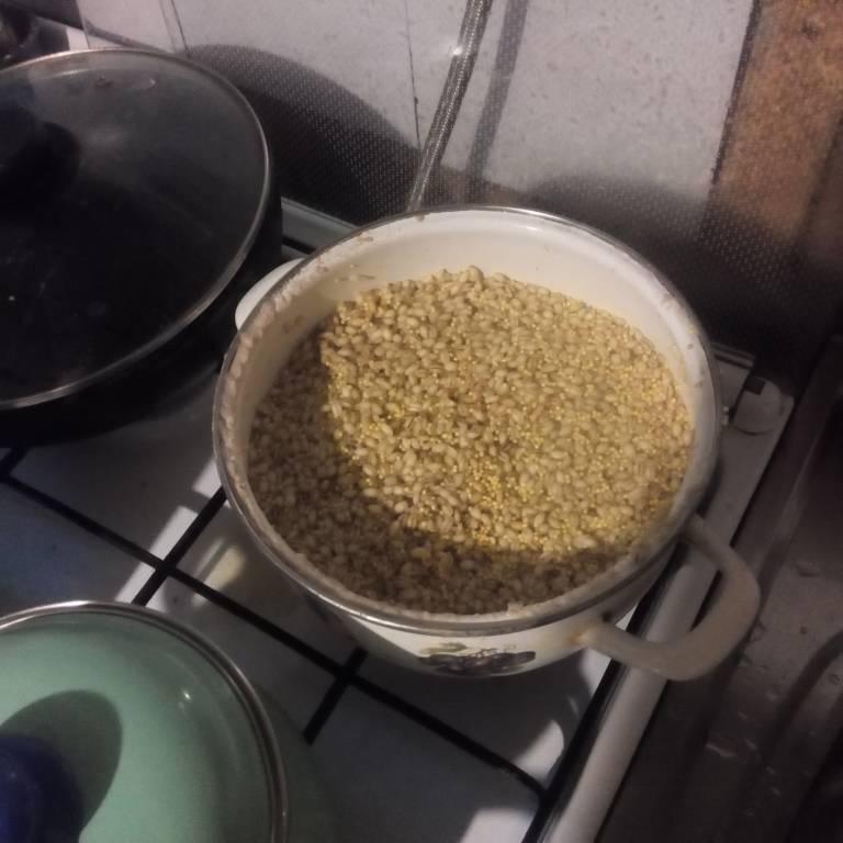Пошаговый рецепт салапинской каши для фидера