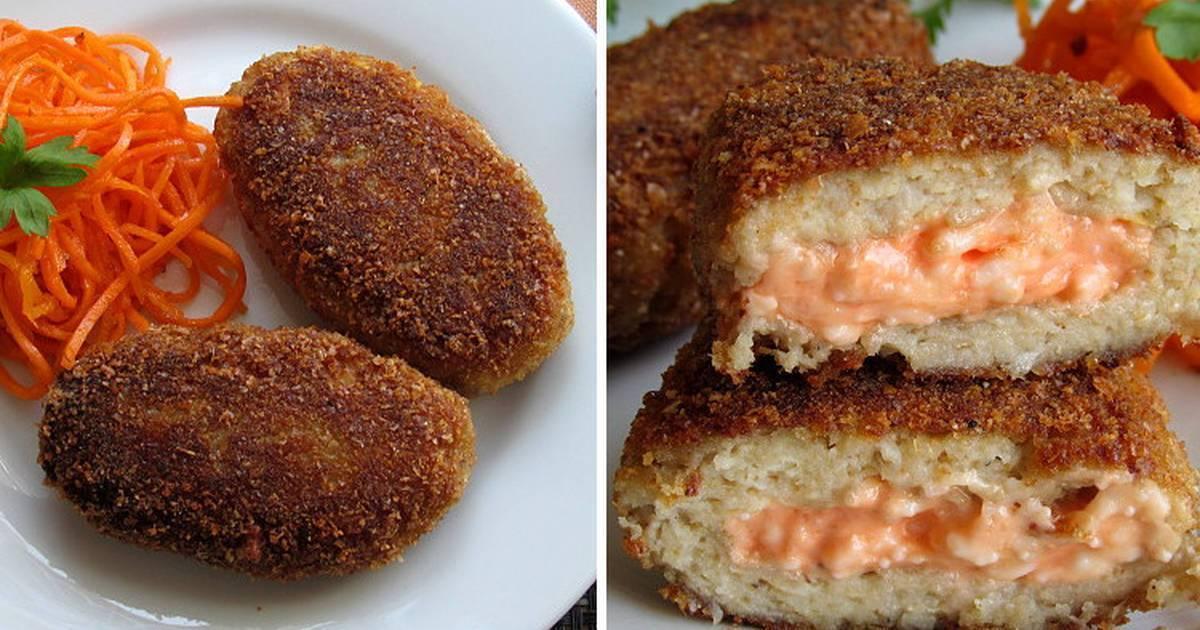 Котлеты рыбные рецепт как сделать вкусные из фарша, приготовление, фото