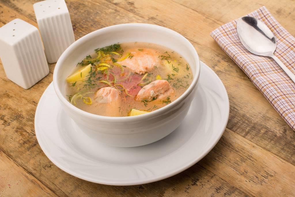 Уха по фински - вкусные рецепты сливочного супа