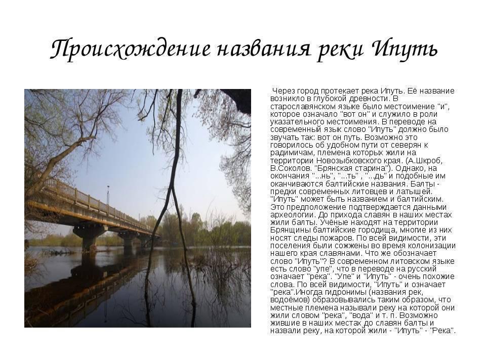 Река упа: описание, особенности, достопримечательности и интересные факты