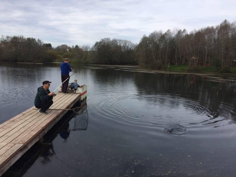 Рыбалка в лазаревском