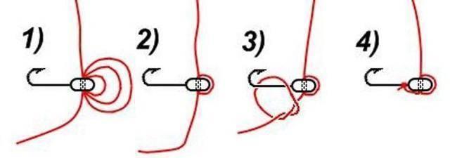 Способы привязывания мормышки: надежные узлы и инструкции