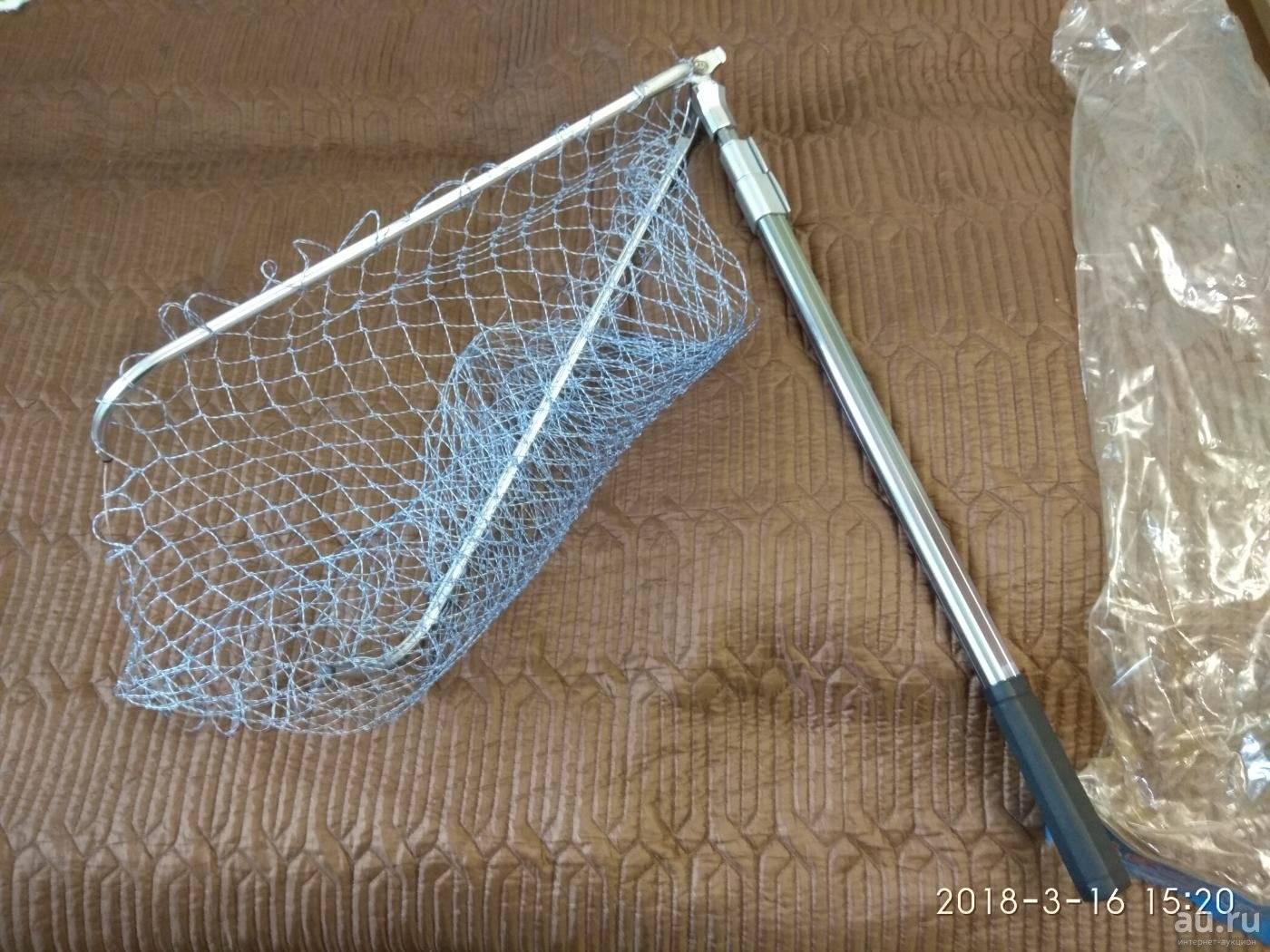 Как сделать сачок своими руками, в домашних условиях, для рыбалки