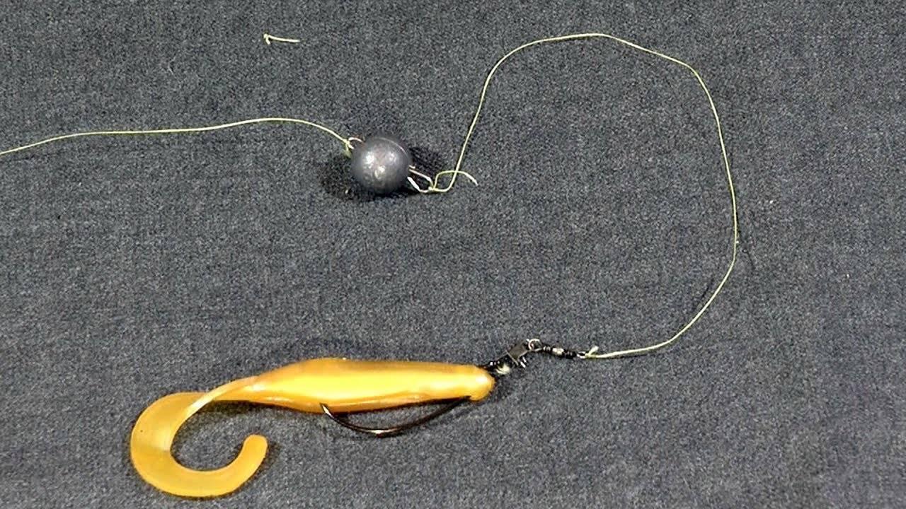 Оснастка для джиговой ловли — виды и монтажи, требования к снастям