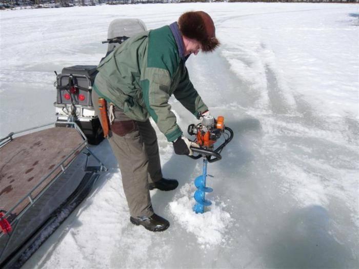 Изготовление ледобура для зимней рыбалки своими руками: использование шуруповерта, преимущества конструкции