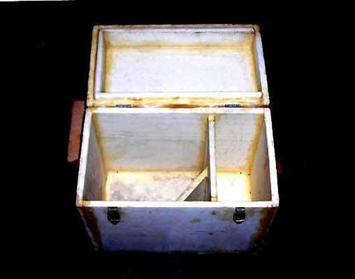 Рыболовный ящик для зимней рыбалки своими руками: материалы, инструкция и чертежи