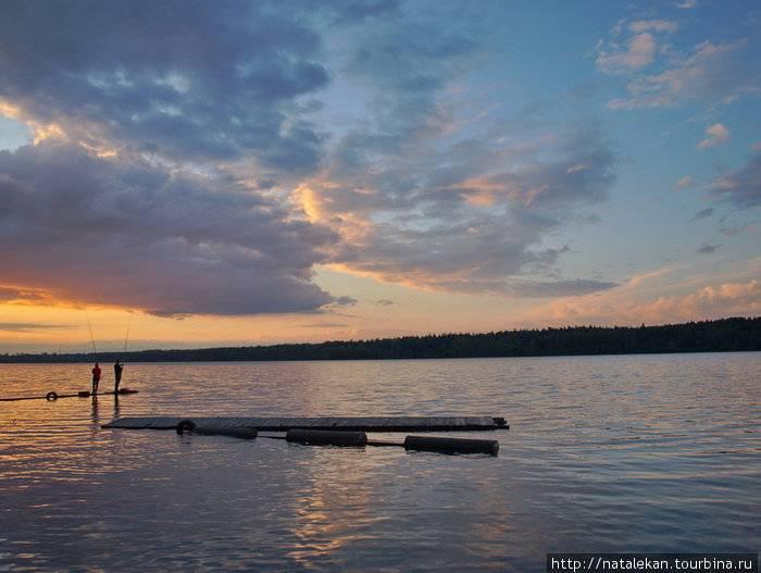 Суздальские озера: раньше и сейчас