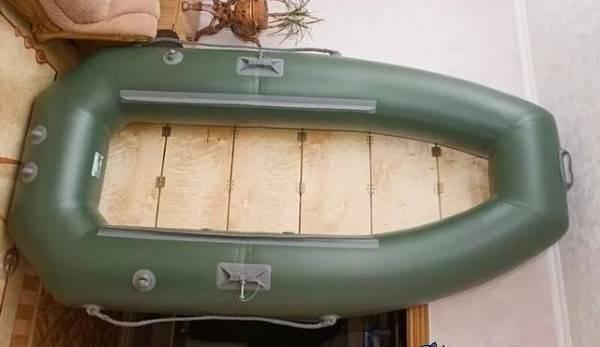Слань для лодки пвх своими руками