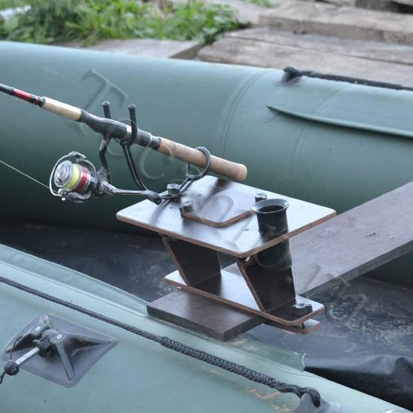 Сообщества › Охота и Рыбалка › Блог › Рыбацкие самоделки 8. Установка эхолота в лодке.