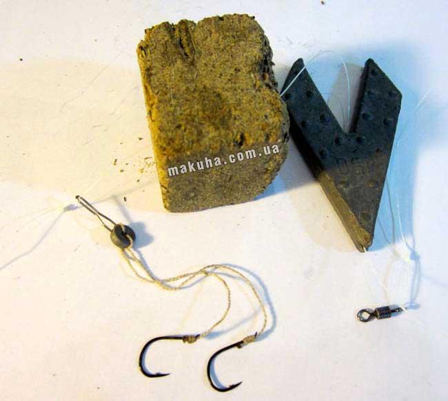 Как изготовить макуху для рыбалки своими руками?