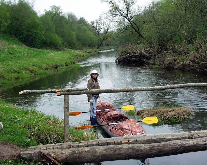 Ловля рыбы весной: половодье