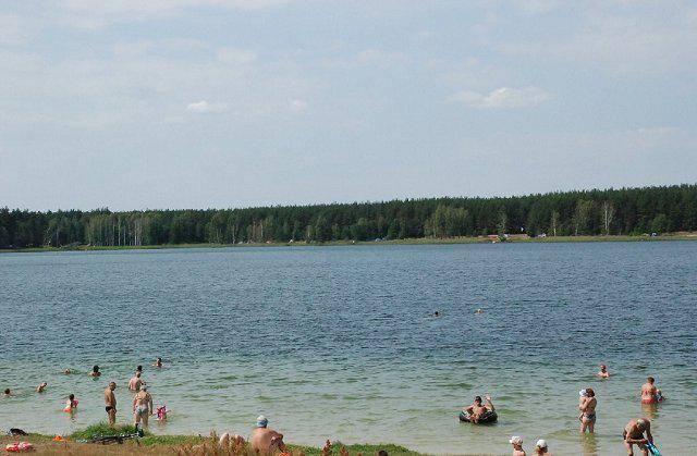Рыбные места в рязанской области