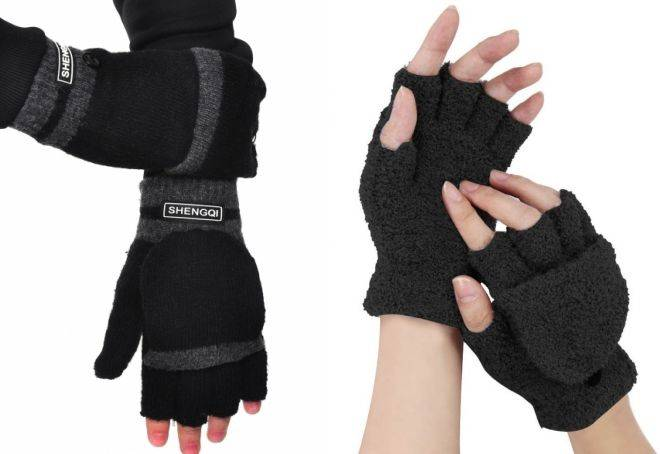 Как выбрать горнолыжные перчатки?