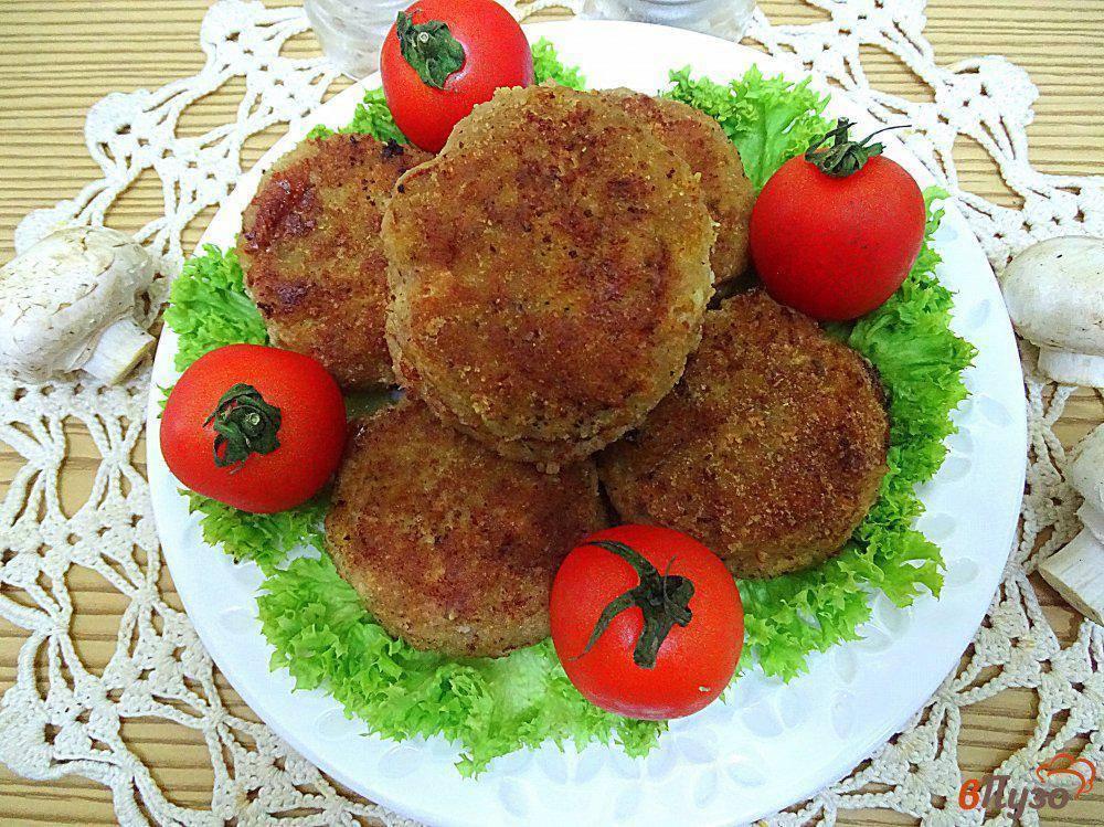 Рыбные котлеты рецепт на сковороде как приготовить очень вкусно из рыбы