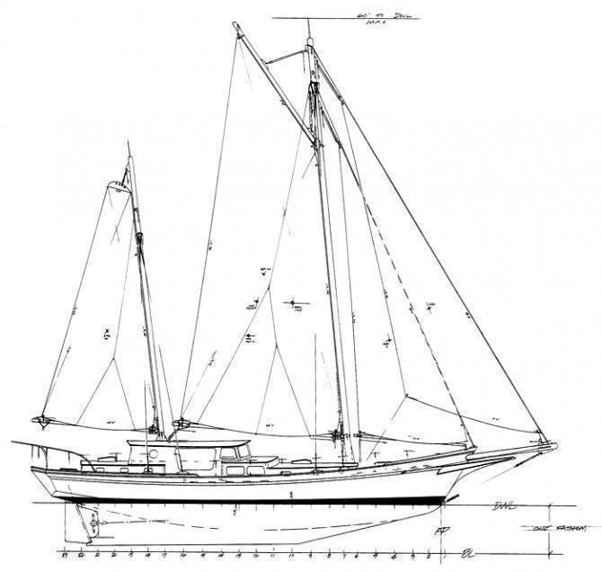 Мини – яхта «тью – 16». « домашняя яхт-верфь.