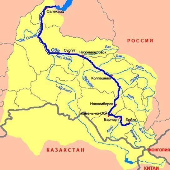 Катунь река  -  алтай туристский. туристический портал