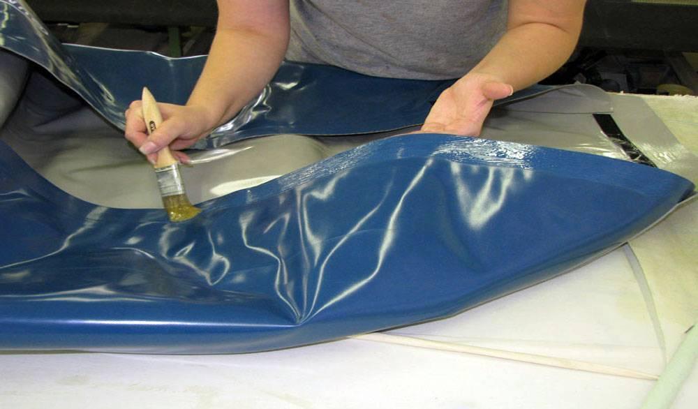 Ремонт лодки пвх своими руками - ремонт днища, дыр и порезов, ремонт и замена клапана