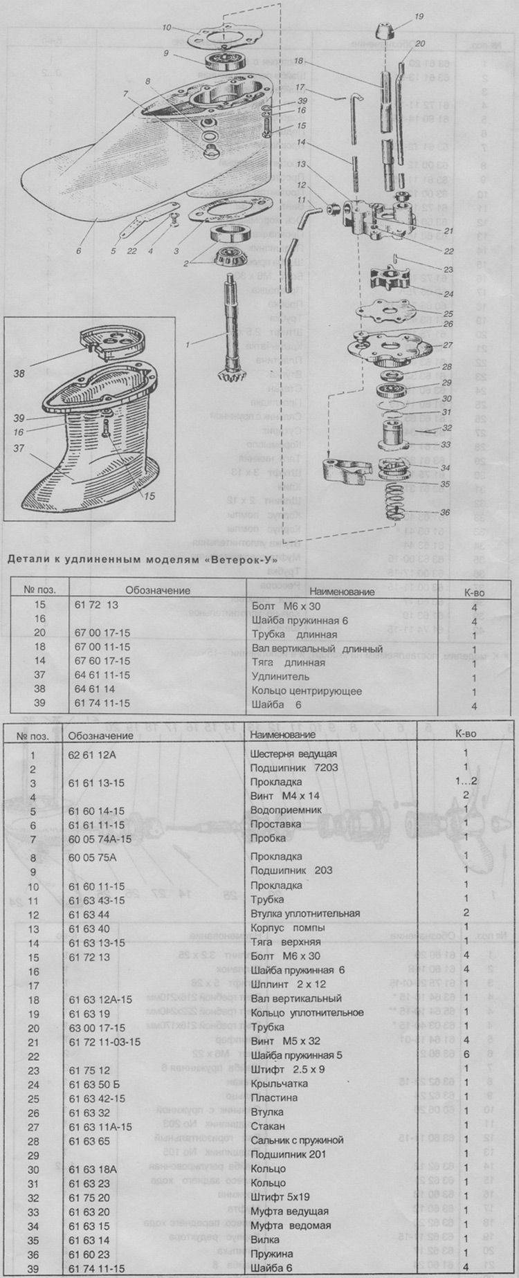 Ветерок-8 (лодочный мотор) » motorka.org