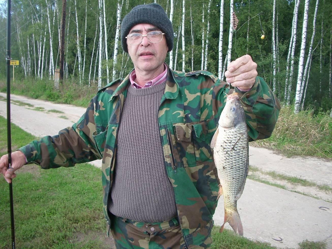 Егорьевский район — история, природа, отдых, рыбалка, фото
