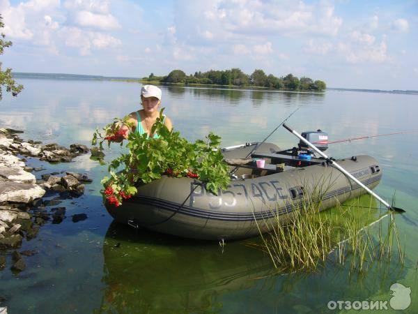 Озеро большой кременкуль