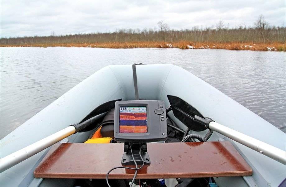 Лучшие эхолоты для рыбалки с лодки: устройство, особенности, как лучи сканируют дно и где купить