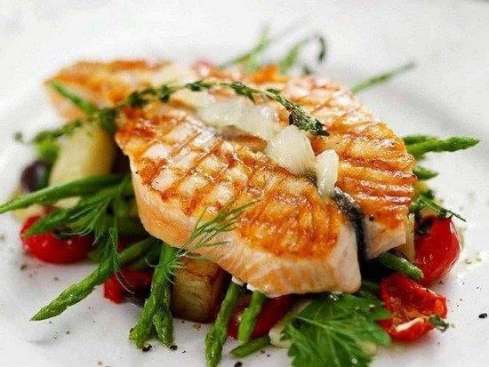 Рыба кижуч: калорийность на 100 грамм, польза и вред, рецепты