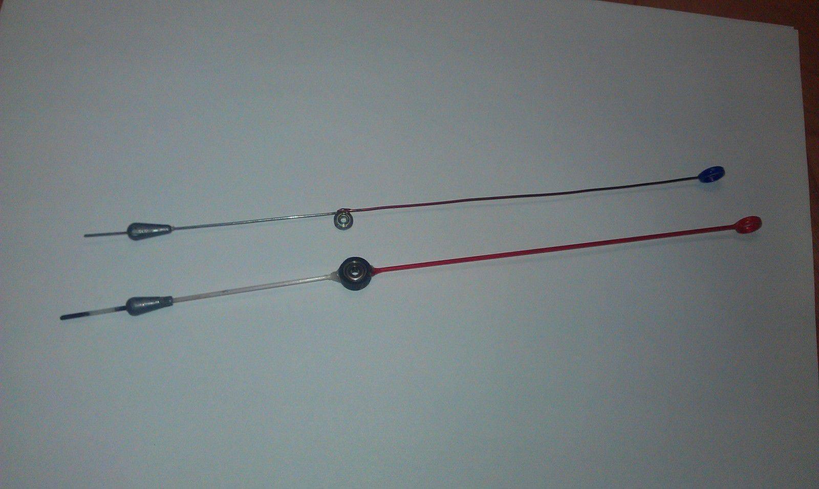 Кивок арбалет: изготовление своими руками для зимней рыбалки, правильная настройка игры