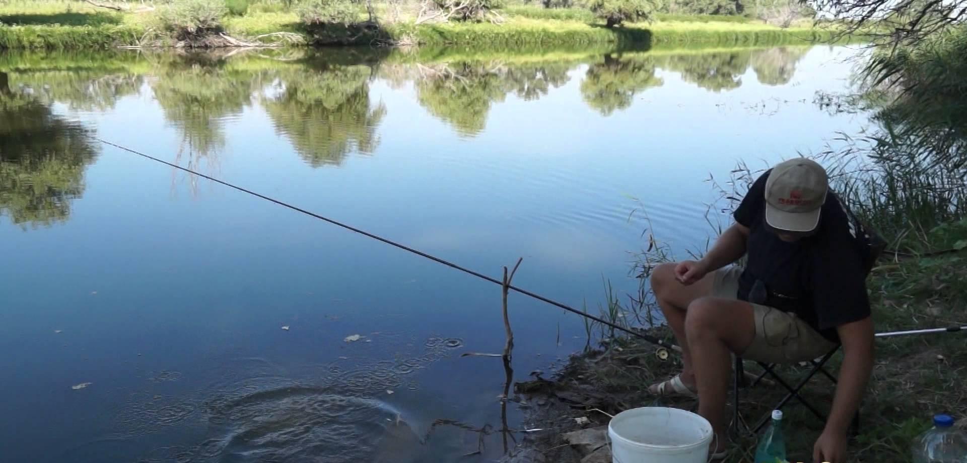 Ловля леща весной на фидер на реке – рыбалке.нет