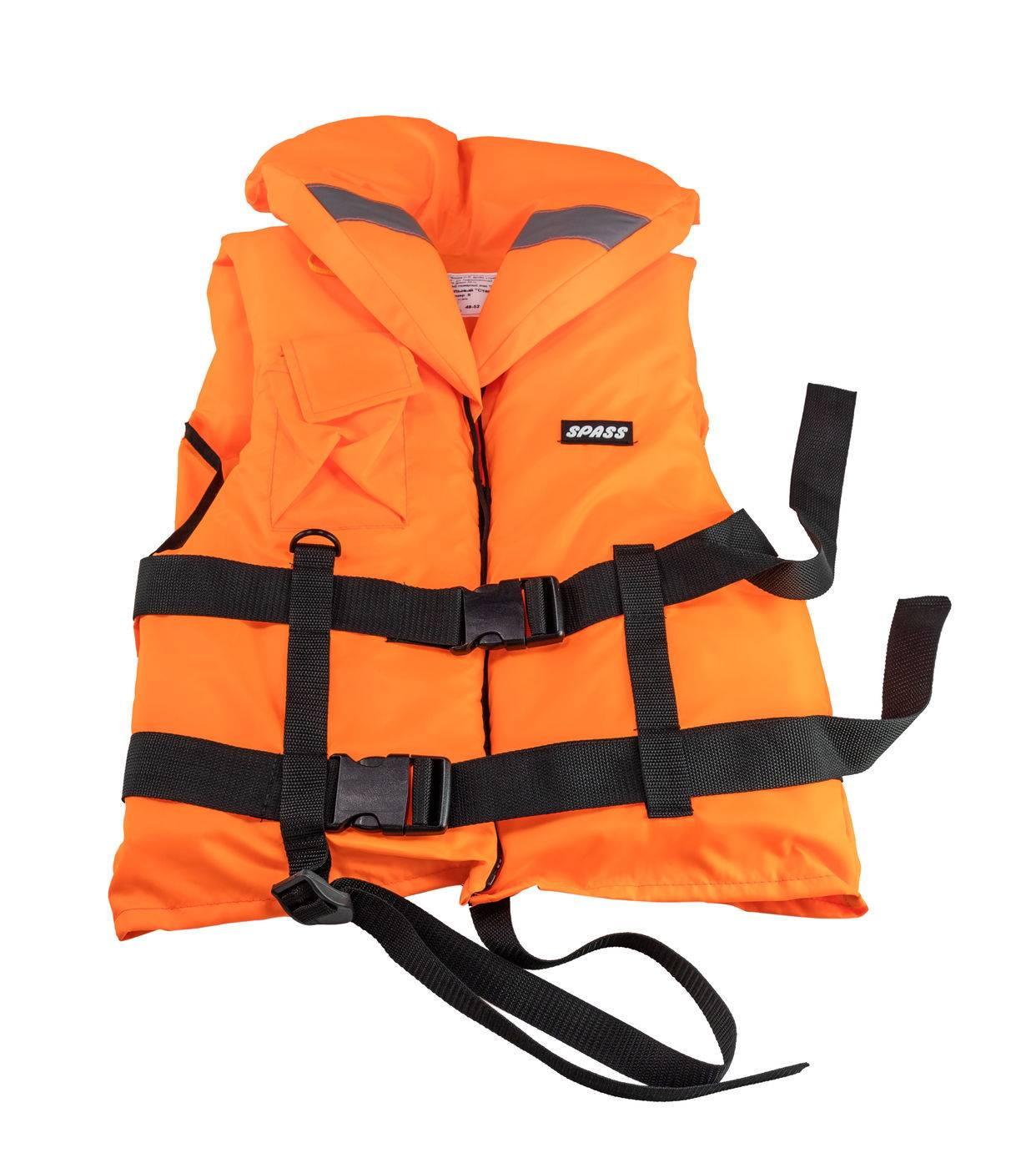 Правильная покупка спасательного жилета
