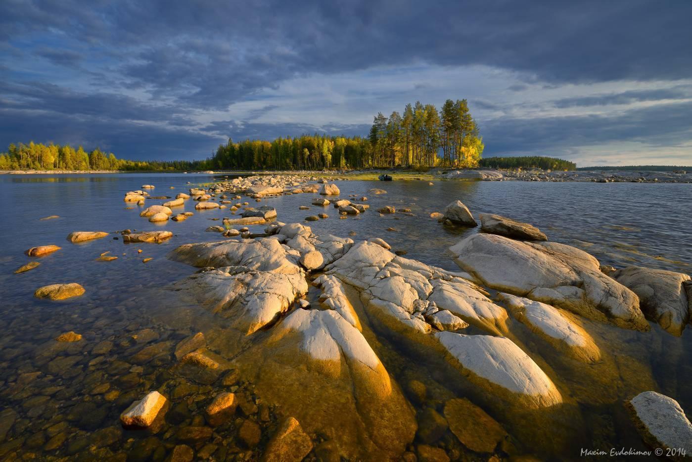Озеро умбозеро - лучшие места отдыха