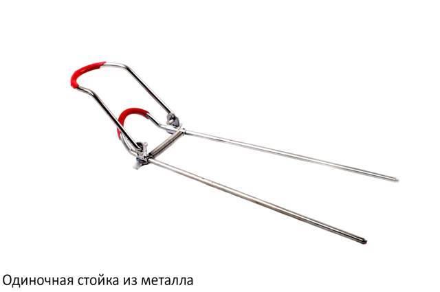 Подставка для удочки — как сделать держатель для удилища своими руками, стойки для рыбалки