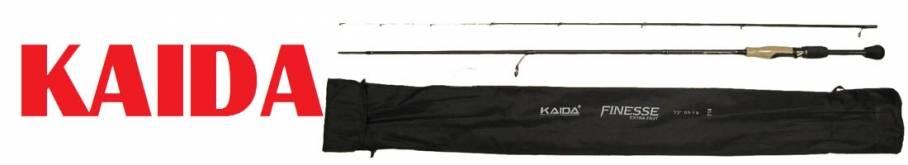 Обзор тревел спиннинга для путешествий kaida gallant