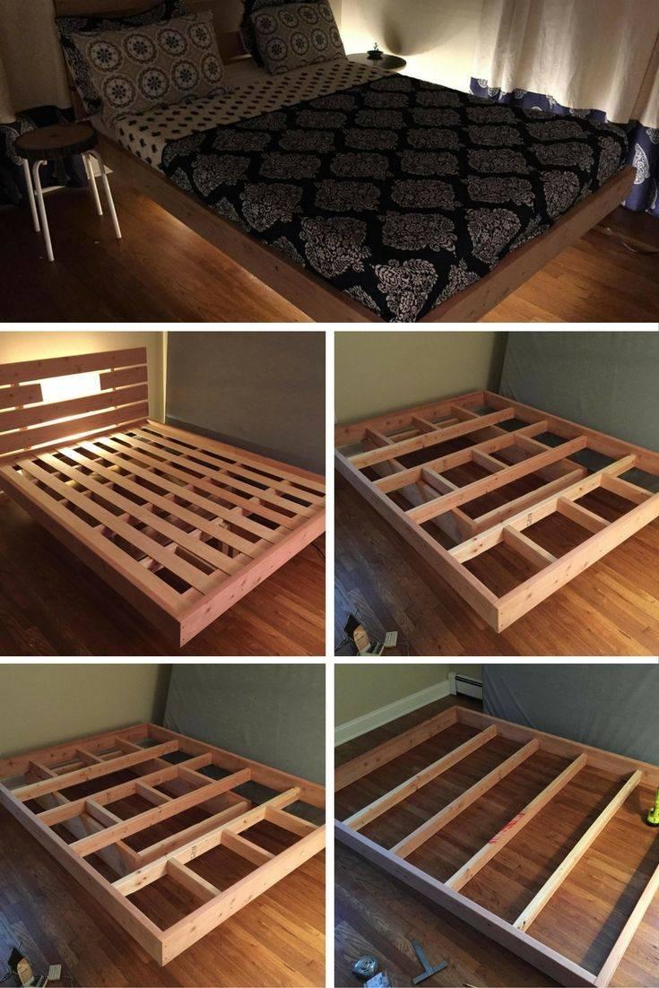 Кровать трансформер своими руками - 90 фото преимуществ использования