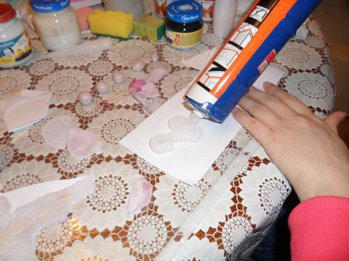 Как дома сделать силикон из жидкого стекла, спирта и крахмала