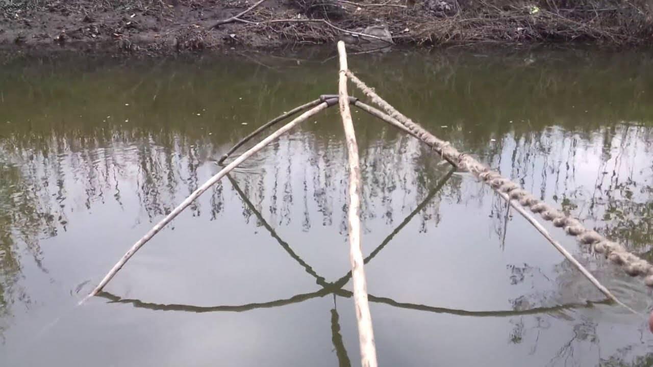 Как сделать паук для рыбалки своими руками. рыболовный паук