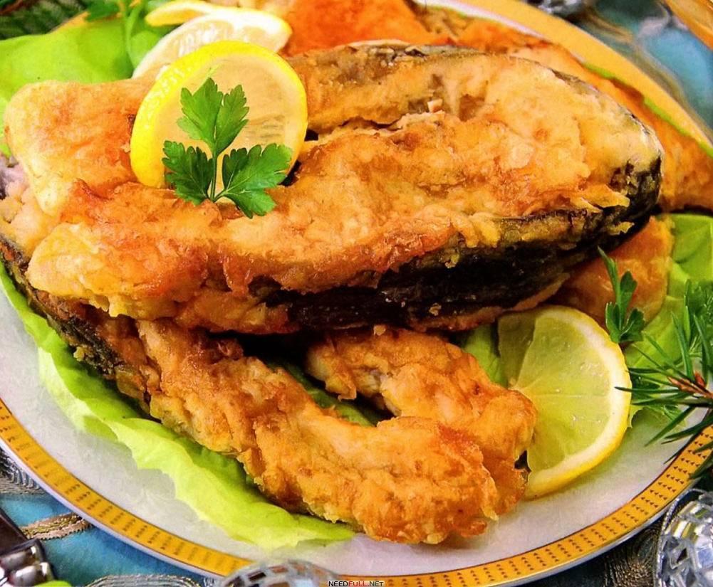 Кляр для рыбы – 8 вариантов кляра на воде, молоке, сметане, майонезе, пиве
