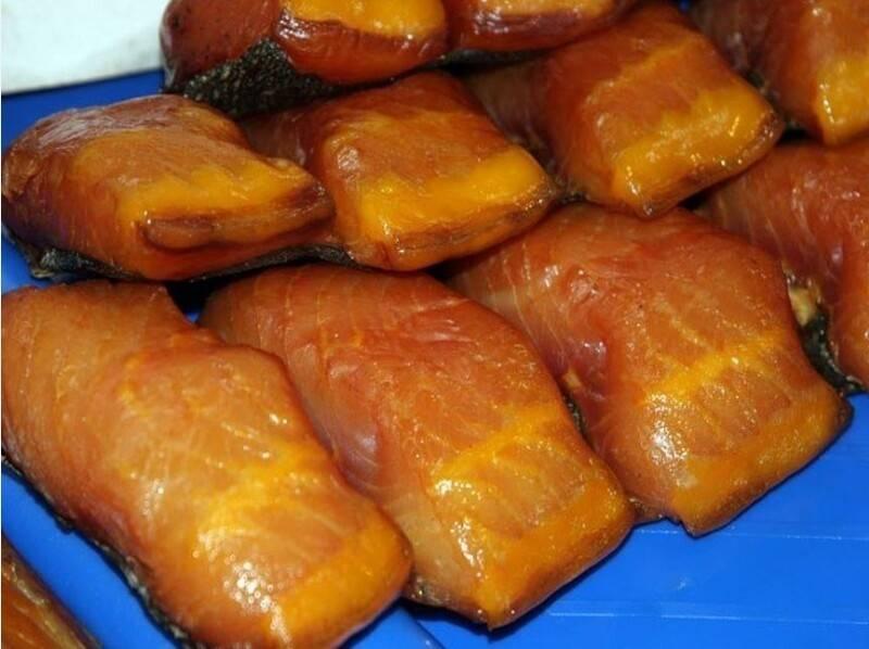 С чем едят балык из рыбы