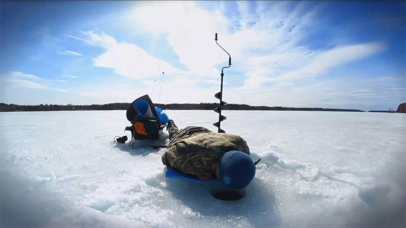 Ловля зимой на течении: выбор снастей для рыбалки, видео вылова рыб