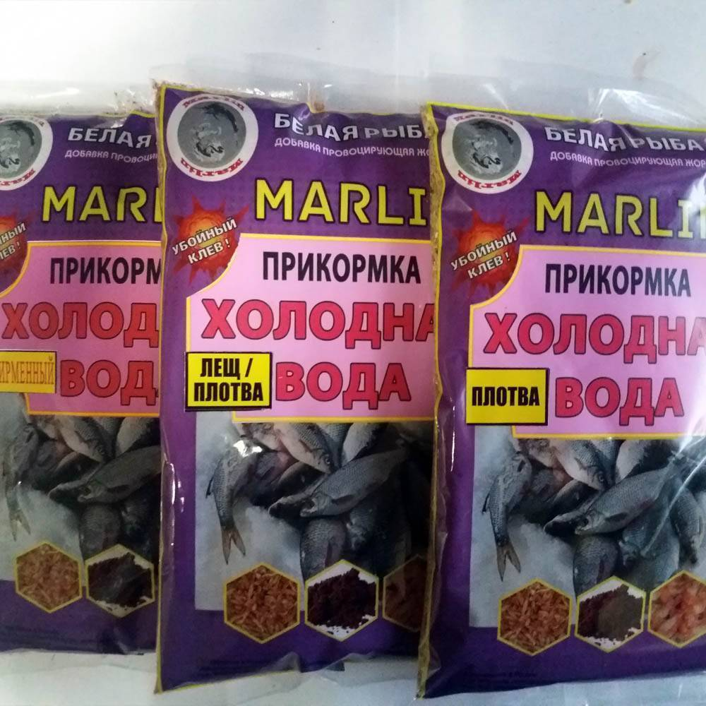 Прикормка для плотвы: рецепты, ингредиенты и ароматизаторы
