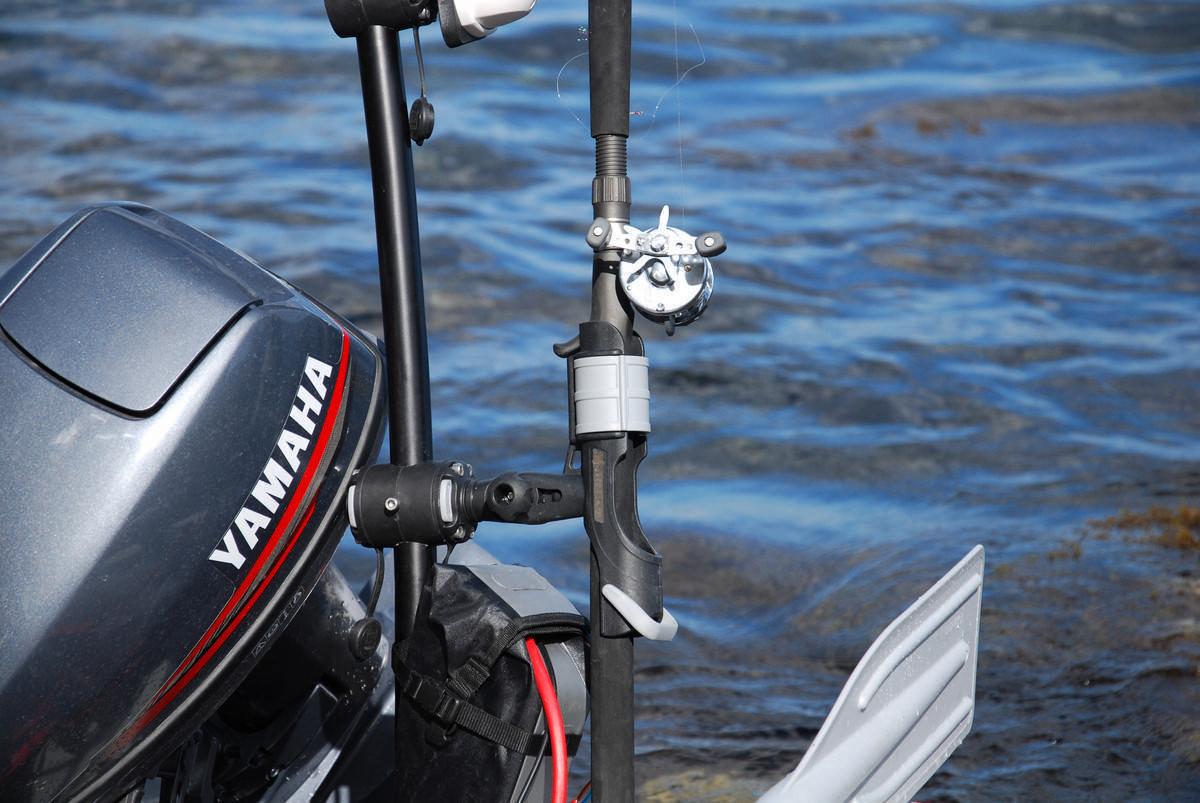 Как сделать держатель для спиннинга своими руками? – суперулов – интернет-портал о рыбалке