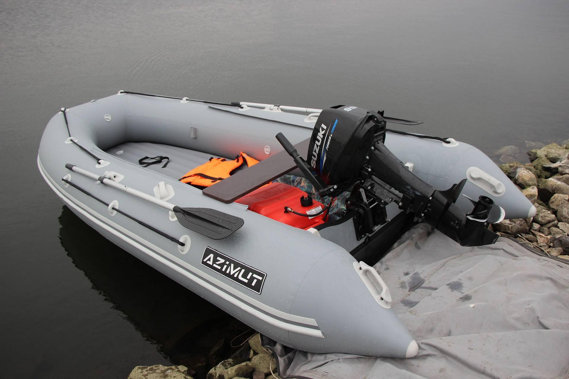 Лодки «азимут» - характеристики, отзывы и описание