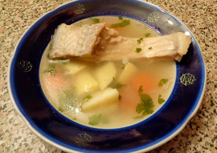 Уха из карпа – кулинарный рецепт