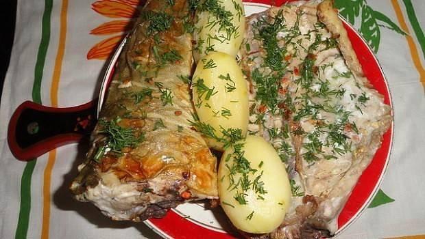 Как правильно готовить налима- рецепт пошаговый с фото