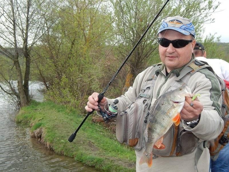 Осень на северском донце: в поисках активной рыбы