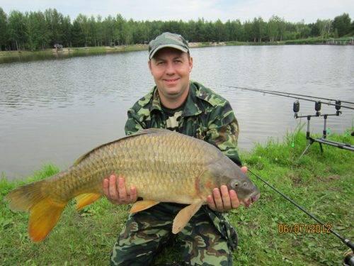 Рыбалка в клинском рыбхозе московской области, особенности: водоемы, отзывы рыбаков
