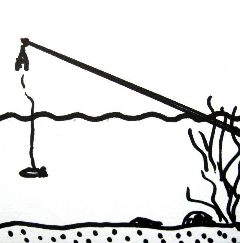 Ловля щуки на жерлицы летом: оснастка, как правильно ставить, как ловить, летняя жерлица своими руками