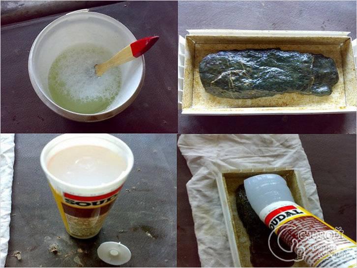Как сделать силикон и формы из него своими руками в домашних условиях