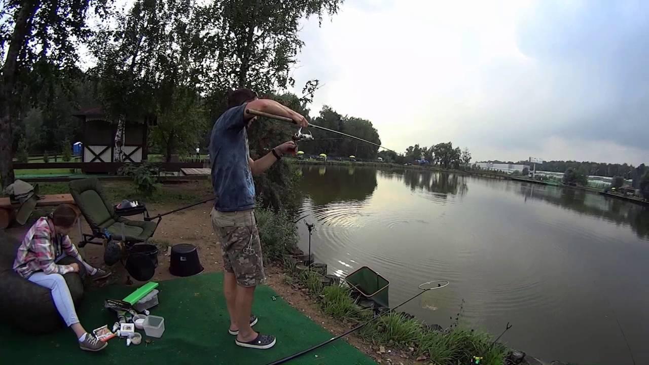 Рыбалка в Мытищах