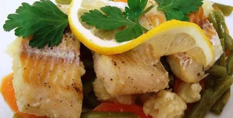 Щука в фольге в духовке рецепт с фото пошагово - 1000.menu